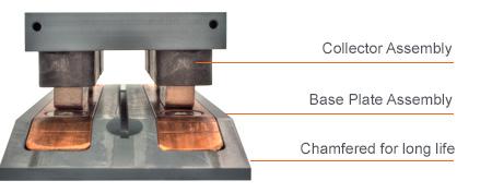 Conductix-Wampfler Battery Charging Contacts