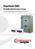 PowerGuard 0800 for Safe Maintenance Areas