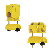 """Wire Rope Cable Trolley """"Series 0210 Strech Wire Festoon"""""""