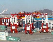 E-RTGTM Container Crane
