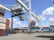RMG Container Crane