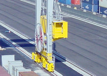 Main power supply for the Crane drive of 4 automated stacker cranes (ASC)