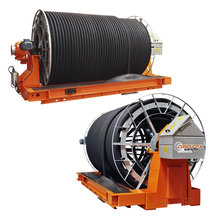"Motor Driven Reels ""Long Range [LR] Series"""